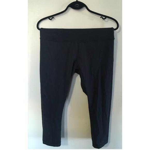 lululemon athletica Pants - Lululemon Wonder Under Luon Capris